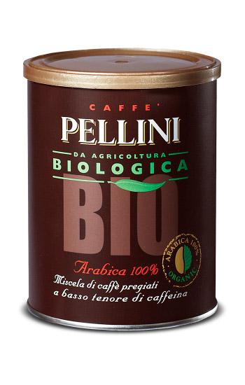 Pellini BIO, Arabica 100%, 250g