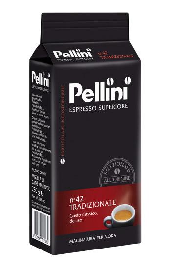 Pellini ESPRESSO SUPERIORE n42 TRADIZIONALE 250g